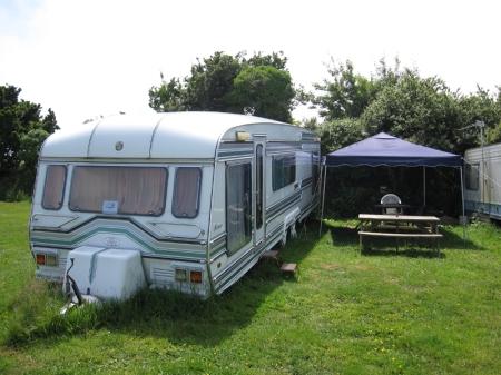 the project van - residency space